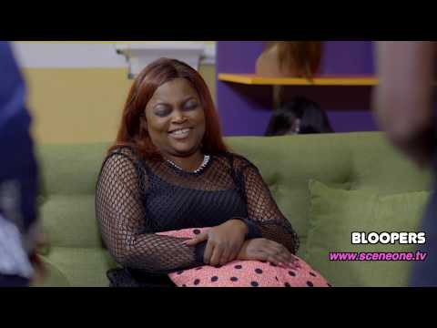Jenifa's diary Funny Bloopers Part 2 - Watch New Episodes on SceneOneTV App/sceneone.tv