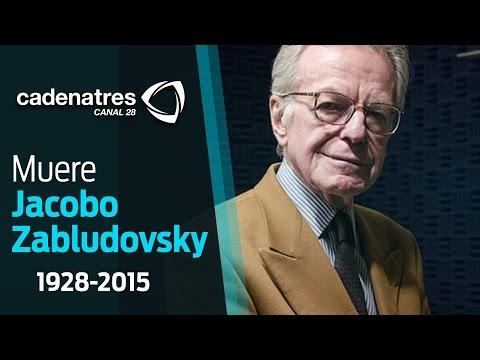 Fallece Jacobo Zabludovsky