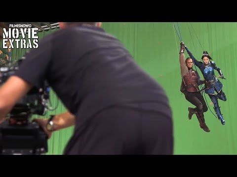 The Great Wall 'A Look Inside' Featurette (2017)