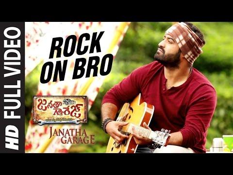 Rock On Bro Full Video Song ||