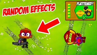 Random Effects EVERY 60 Seconds In Bloons TD6