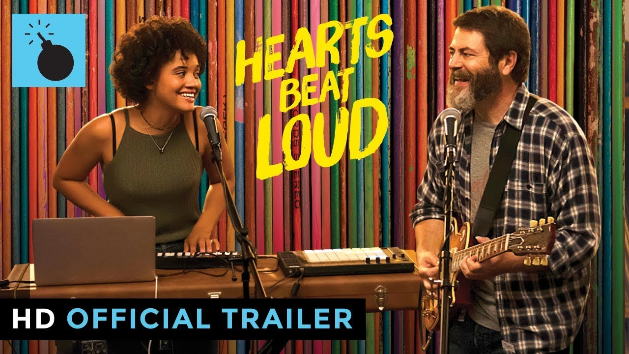 Music Runs in the Family in 'Hearts Beat Loud' (Trailer) with Nick Offerman, Kiersey Clemons & More