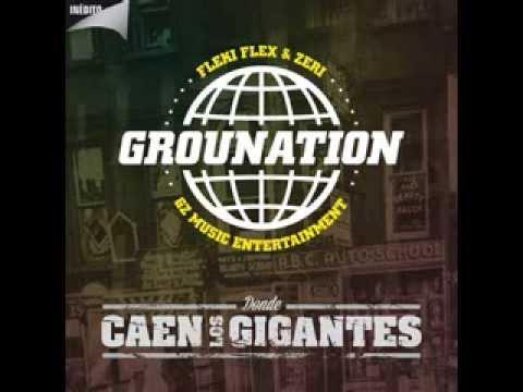 Grounation (Fleki Flex & Zeri) – Donde caen los gigantes [Single]