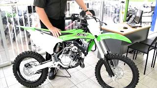 5. 2017 KAWASAKI  KX85 VS 2017 KLX 140L Quick Reviews