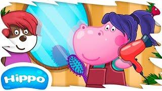 Hippo 🌼 Hair Salon 🌼 Fashion Games for Girls 🌼 Teaser