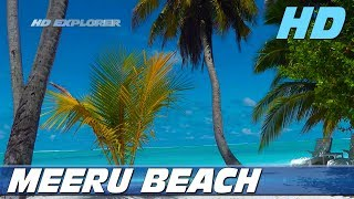 Meeru Island Beach (Maldives) Check out my other Maldives videos: Meeru Island Resort (Maldives):...