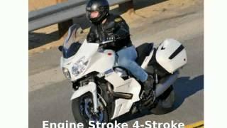 4. 2011 Moto Guzzi Norge GT 8V - Specs & Details