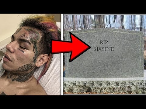 6ix9ine's career is officially over after this happened...