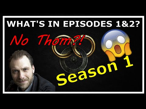 BIG Changes in Episodes 1 & 2 (Wheel of Time TV)