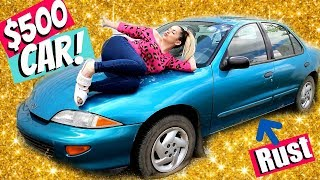 Video GET READY WITH ME IN MY $500 1998 CAVALIER. MP3, 3GP, MP4, WEBM, AVI, FLV Juni 2018