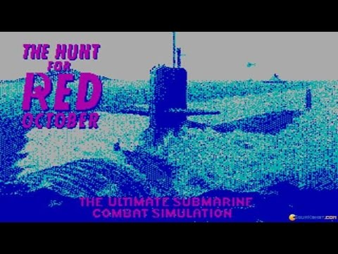 The Hunt for Red October Atari