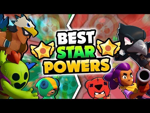 BEST & WORST BRAWLER STAR POWERS IN BRAWL STARS! EVERY STAR POWER RANKED!