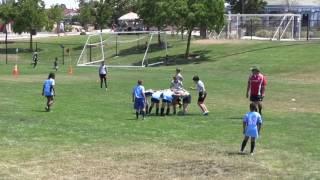2017 U10 7s vs LAMO