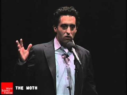 The Moth and the World Science Festival Present Nathan Englander