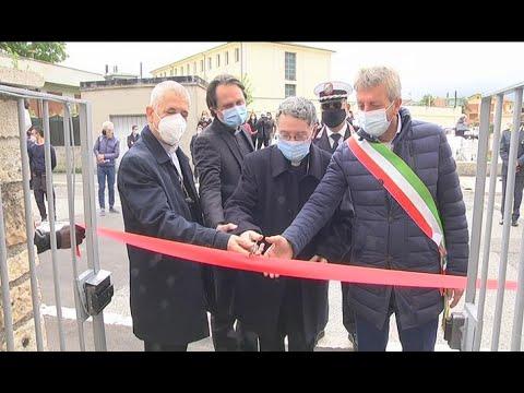 Avezzano - Inaugurata la casa d'accoglienza Fratelli Tutti