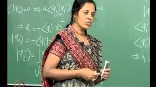 Mod-01 Lec-05 Postulates Of Quantum Mechanics - I