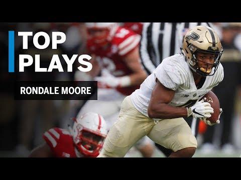 The Best of Rondale Moore: 2018 Midseason Highlights   Purdue   Big Ten Football