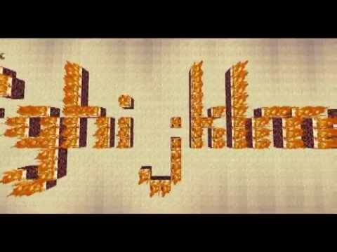how to make the letter y in minecraft