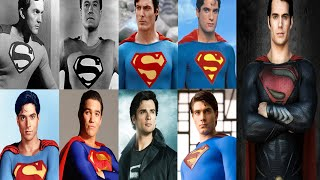 Video Superman Actors: 1948, 1951, 1978, 1988, 1989, 1993, 2001, 2006, 2013 MP3, 3GP, MP4, WEBM, AVI, FLV Oktober 2017