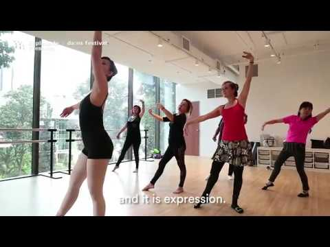 Footwork: Happy Feet – Ballet