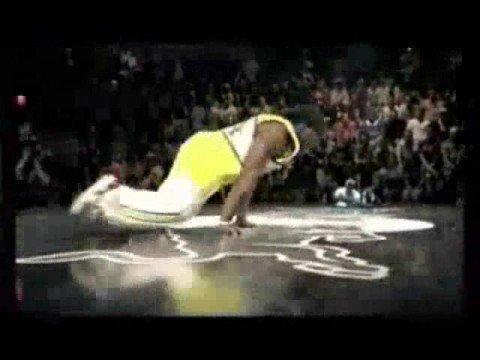 Αυτό είναι breakdance!