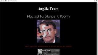 Hackers invadem o site oficial da Uerj. Fotos de Jair Bolsonaro e Adolf Hitler aparecem em animação. Com informações do jornal O DIA.