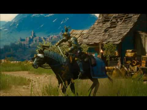 cd-projekt-red kotaku-plays the-witcher-3-blood-wine video