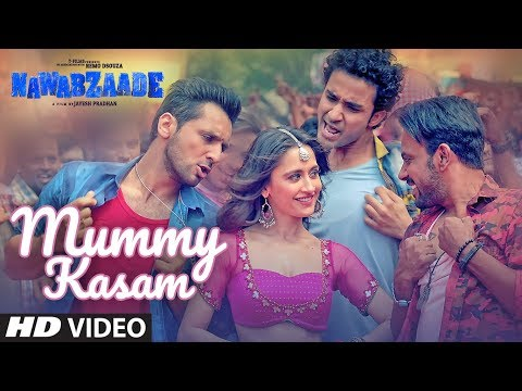 Video Mummy Kasam Video | NAWABZAADE | Raghav | Punit | Dharmesh | Sanjeeda | Gurinder | Payal  | Ikka download in MP3, 3GP, MP4, WEBM, AVI, FLV January 2017
