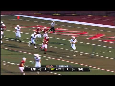 SHU vs. Lafayette Highlights