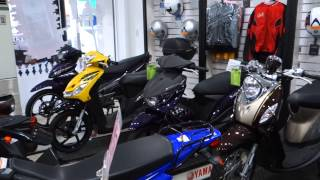 Video Yamaha Philippines new 2016 Motorcycles and Scooters MP3, 3GP, MP4, WEBM, AVI, FLV Oktober 2018