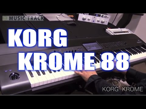 korg - DEMO by Katsunori UJIIE. Facebook Like me please! https://www.facebook.com/musictrack.jp.