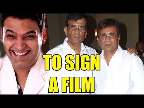Kapil Sharma to Sign for a Film with Abbas-Mustan