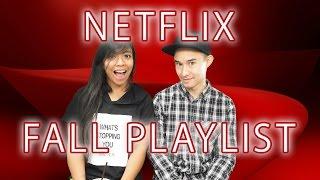 英語学習にも最適! Netflix 秋のオススメプレイリスト| Netflix Fall Playlist