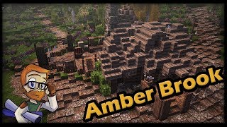 Amber Brook :: CLOTHING SHOP ft. Archelaus #5 Minecraft Conquest Reforged 1.10.2