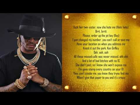 Real Thing - Tory Lanez Ft Future(lyrics With Audio)