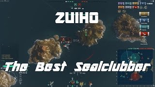 I was asked what I considered the best sealclubber, and deciding to keep it to strictly non-premium ships I ended up with the Zuiho.