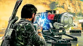 JUST CAUSE 4: Tornado Gameplay Trailer (2018) PS4 / Xbox One / PC by Game News