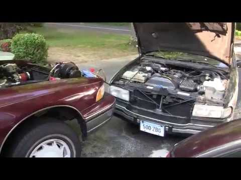 how to recover ac refrigerant from vehicle