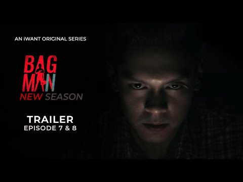 Bagman New Season Episodes 7 and 8 Trailer | iWant Original Series