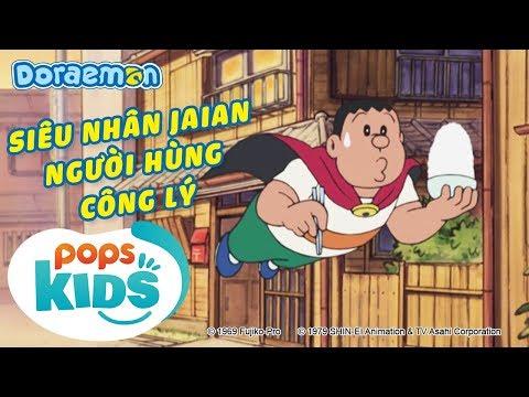 [S6] Doraemon Tập 261 - Siêu Nhân Jaian, Siêu Nhân Cú Mèo - Hoạt Hình Tiếng Việt Mới Nhất - Thời lượng: 21:51.