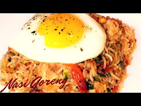 Nasi Goreng/ Indonesian Fried Rice