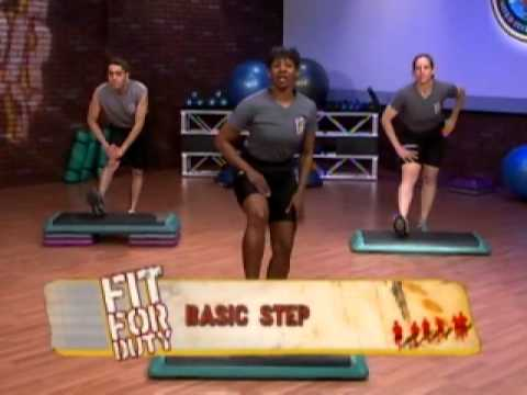Basic Step – Fit for Duty – Season 2, Episode 4