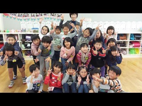 『天主閣』20151105松山市立北条小学校2年梅組