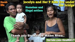 Real Philippines  city images : Giving is Socialism. Travel to the Real Philippines. Slum Area, Illegal Settler Under the Bridge