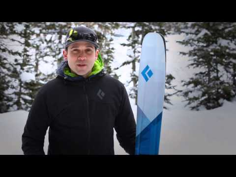 2014 Black Diamond Element Ski Overview