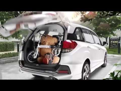 คลิปโฆษณาชุดเต็ม All-new Honda Mobilio for MODERN & BIGGER LIFE