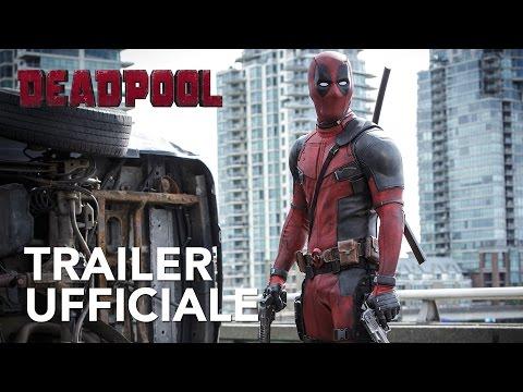 Preview Trailer Deadpool, trailer italiano