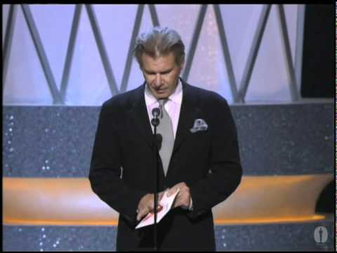 Roman Polanski - Roman Polanski winning the Oscar® for Directing