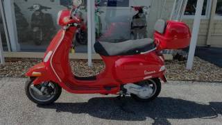 4. 2007 Vespa LX50 for sale in Marietta, GA