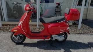 7. 2007 Vespa LX50 for sale in Marietta, GA